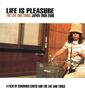 "THE LIFE AND TIMES ""Life Is Pleasure Tour DVD"""