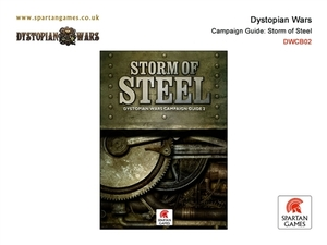 【DWCB03】Campaign Guide: Storm of Steel(英語書籍)