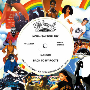 DJ NORI / Back To My Roots - Salsoul-