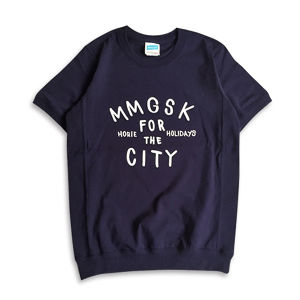 For The City Tee / Navy
