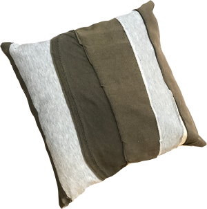 """Sweet putt work"" CUSHION COVER 1"