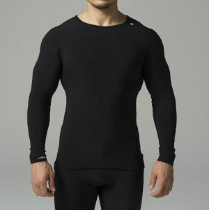 Active Long Sleeve Mens Top