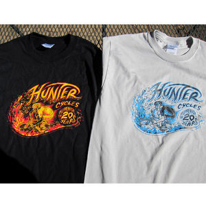 SALE Hunter 20 years anniversary T-shirts
