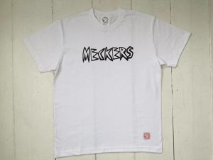 MEC Tee 2016 【MECKERS/White】