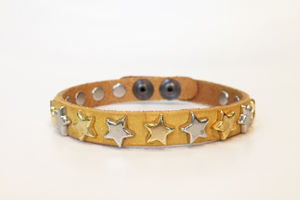 コルヴィンテージ/KORU VINTAGE / STAR BRACELET/YELLOW