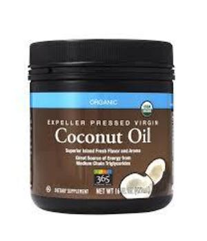 WHOLE FOODS // COCONUTS OIL