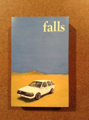 "falls ""5 songs cassette EP"" CASSETTE+mp3"