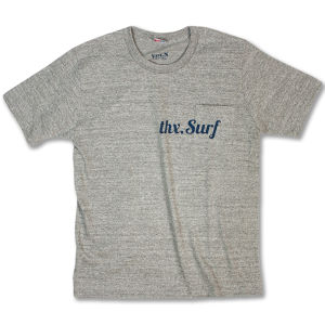 VOLN's thx.Surf Tee Fether Gray