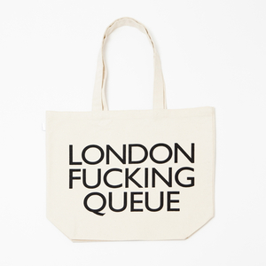 Life Is Journey Tote [LONDON]