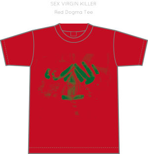 Red Dogma Tee