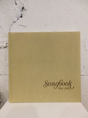 Song book/アレック・ソス(Alec Soth)