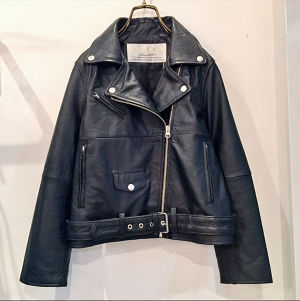 再入荷 2016AW vintage leather riders jacket
