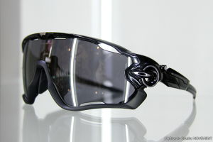 "OAKLEY ""JAW BREAKER"" Polished BLACK"