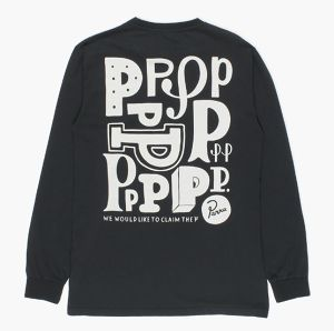 [ by Parra ] claim the P L/S TEE