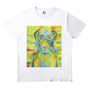 "Labrador ""Luckey"" T shirt"