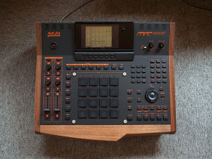 "MPC4000 ""LM4000"" custom by ghostinmpc"
