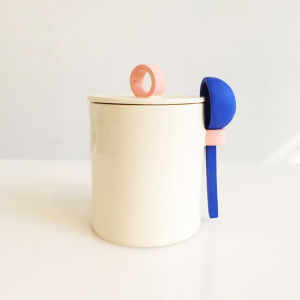 COFFEE CANISTER / Anna Beam
