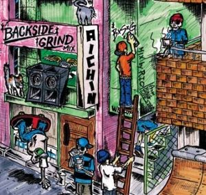 『AICHIN BACK SIDE GRIND MIX MIX by RIO from KING LIFE STAR』