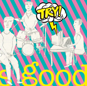 "1st album ""TRY !"""