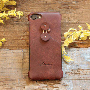 iPhone Dress for iPhone7 / D BROWN (プエブロ)