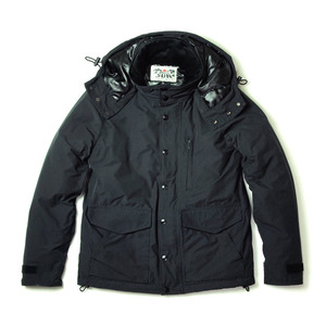 015001002(OUTSIDER JACKET)BLACK