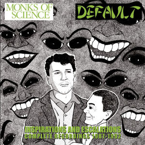 MONKS OF SCIENCE / DEFFAULT split cd