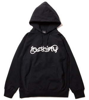 CHAIN ICON PULLOVER PARKA