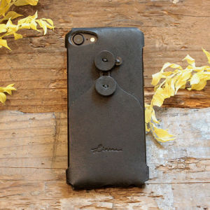 iPhone Dress for iPhone7 / BLACK (プエブロ)