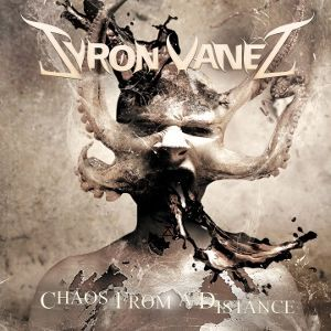 SYRON VANES 『Chaos From A Distance』  日本盤仕様CD(帯、プロフィール、インタビュー付)
