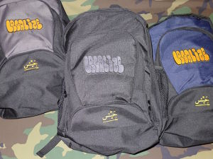 LOGO BACKPACK T-2