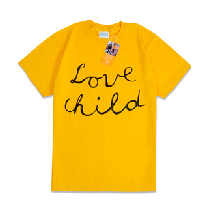 Love Child Tee / Yellow