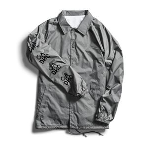 CADENCE dauber coaches jacket /gray