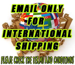*FOR INTERNATIONAL SHIPPING*