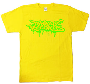 [限定4枚] DYNASTY RECORDS T-SHIRT