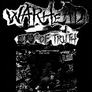 WARHEAD / CRY OF TRUTH (7inch RECORD)BTR-037