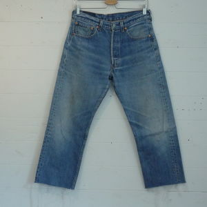 "Levi's 1990's 501 ""Made in USA"" W32 #1"