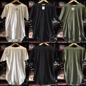 EPTM COTTON EXTRA LONG TALL T-SHIRTS