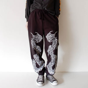 ZOMU Sweatpants Black