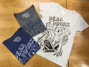 【DEAR DORK】KOTE2 Reborn T-shirt Girls