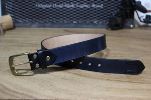 """Garrison Belt STD"" Navy"