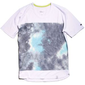 QUOLT / クオルト | DYED PANEL TEE