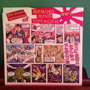 Hollywood Massage Vibration/The Great Adventure Of Heroic Mind Voyager 7ep+CD