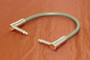 Electric Bass Patch Cable (15cm)