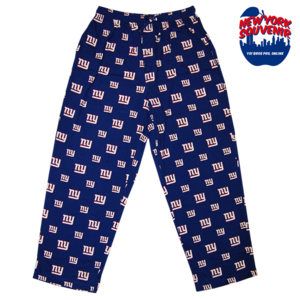 "N.Y.S. ""Giants"" Pajama Bottoms"