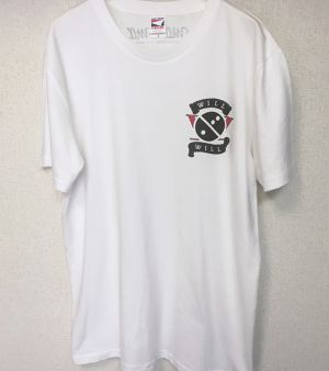 W:Earth T-shirts 【White】