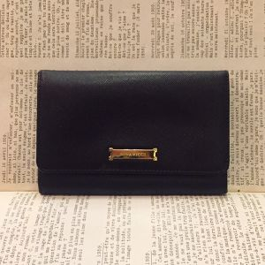 NINA RICCI leather wallet