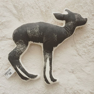 ILA.STENCIL Bambi cushion