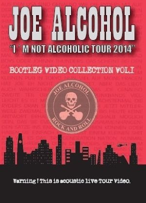 JOE ALCOHOL/BOOTLEG VIDEO COLECTON VOL.1 DVD