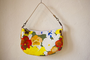 cotori pansy / mini bag