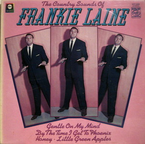 Frankie Laine / The Country Sounds Of Frankie Lane (LP)